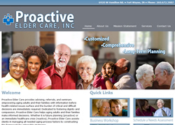 Proactive Elder Care
